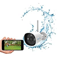 Bayit Outdoor Cam Weatherproof HD 720P WiFi Camera for Outdoor use