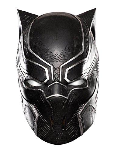 Rubie's Costume Captain America: Civil War Kid's Black Panther Full Vinyl Mask]()
