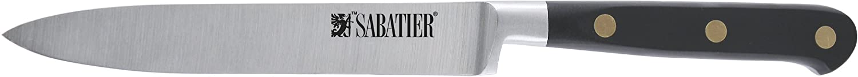 """Sabatier Noir 12 cm (5"""") All-Purpose Kitchen Utility Knife 5147132"""