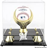 Mounted Memories Milwaukee Brewers Golden Classic Baseball Display Case
