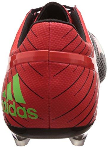 Adidas Messi 15.2 Fg Af4658 Herenschoenen Zwart Rood