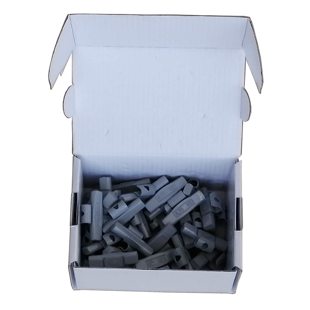 CWA-250a Harzole MC-250 1BOX 30pcs 2.5 oz Lead Free MC Type Wheel Weight
