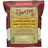 Bobs Red Mill Gluten Free All Purpose Baking Flour, 1.24 Kilo Gram