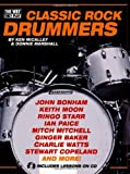 Classic Rock Drummers - The Way They Play Series  Book/CD (Way They Play, The)