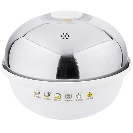 N.Y cocinador de Huevos con microondas Multifuncional Suave ...