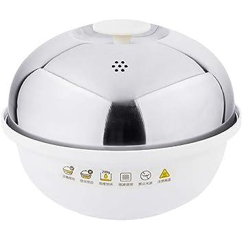 FFyy F cocinador de Huevos con microondas Multifuncional Suave ...