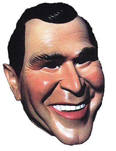 (George W. Bush Costume Mask)