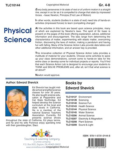 Amazon.com: Science Action Labs - Physical Science: Matter and ...
