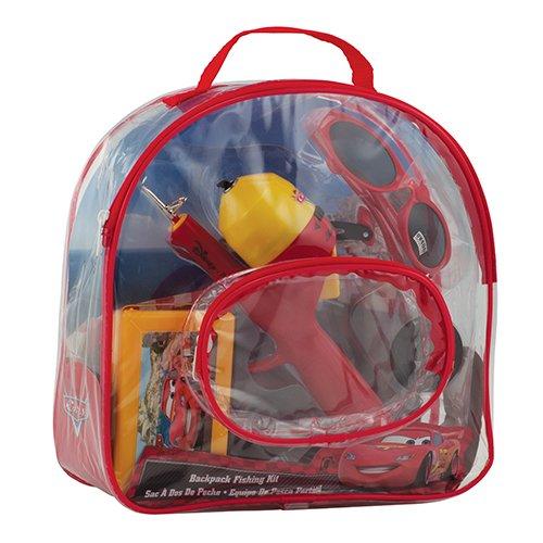Shakespeare Disney Cars Backpack Fishing Kit