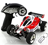2014 High Speed RC Electric Car Radio Remote Control Truck Controle Remoto Dirt Bike Toy Drift Cars White+ A keychain