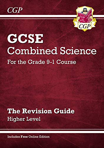 New Grade 9-1 GCSE Combined Science: Revision Guide with Online Edition - Higher