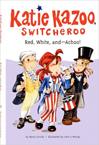 Red, White, And--Achoo! (Turtleback School & Library Binding