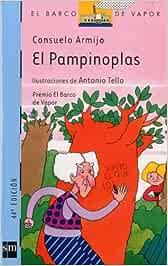 El Pampinoplas: 1 (El Barco de Vapor Azul): Amazon.es