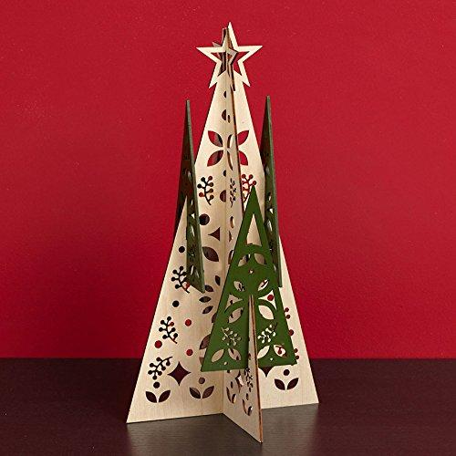 15.25-Inch Enesco Flourish Multi-Slotted Tree Centerpiece