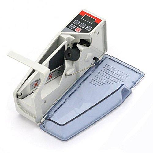 Lagute V40 Mini Portable Bill Cash Money Currency Counter Machine