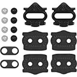 HT Components X1 Cleats Black, X1F (8 Degree Float)