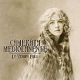 51pWwItVttL. SL160  - Camerata Mediolanense - Le Vergini Folli (Album Review)