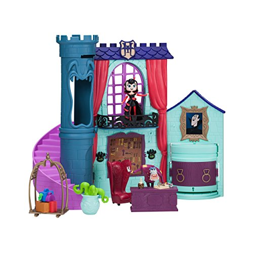 Hotel Transylvania Grand Lobby Playset (Monster High Dolls Zombie Dance)
