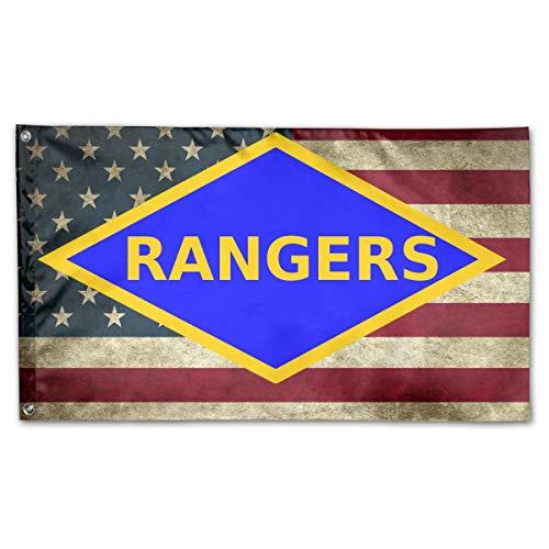 (AERYUHPP 6th Ranger Battalion Garden Flag Garden Decor Decorative Flags Holiday Flag)
