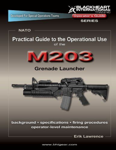 Practical guide to the Operatinal Use of the M203 grenade Launcher, 40MM -