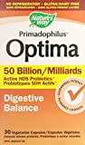 Nature's Way Primadophilus Optima Probiotic for Adults, 50 Billion Active HDS Probiotics, Delayed