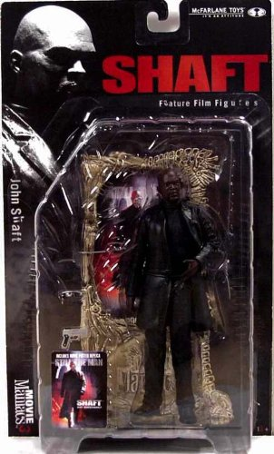 McFarlane Toys Movie Maniacs Series 3 Action Figure Shaft Jo