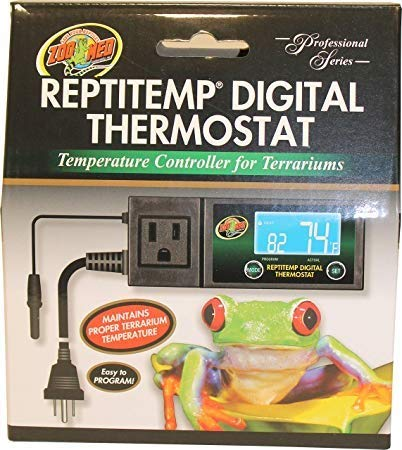 Zoo Med ReptiTemp RT-600 Digital Thermostat Controller Review and Comparison