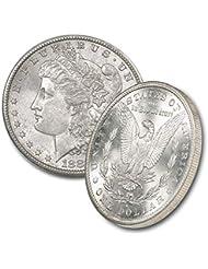 1881 S Morgan Silver Dollar $1 Brilliant Uncirculated