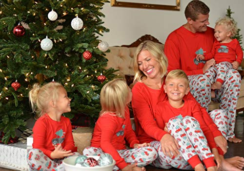 8d94961966 Sleepyheads Holiday Family Matching Tree Delivery Pajama PJ Sets - Womens ( SHM-5011-