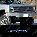 Fits 1981-1987 Chevy C/K Pickup/Suburban/Blazer Billet Grille Grill 82 83 84 85