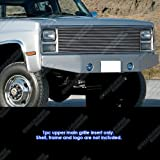 81 chevy truck grill - APS C85002A Polished Aluminum Billet Grille Replacement for select Chevrolet Blazer Models