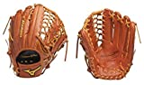 Mizuno GMP700 Pro Limited Edition Baseball Fielder's Mitt (Chestnut, 12.75-Inch, Right Handed Throw)