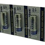 Vinnic Pack de 5 batterys L1028F
