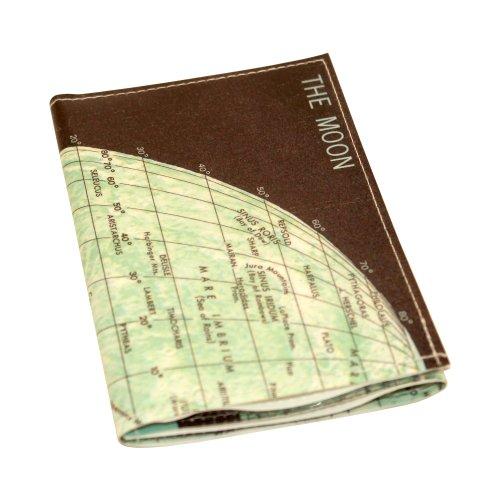 Vintage Maps & Places Tri Fold Wallet by Jamila Starwater