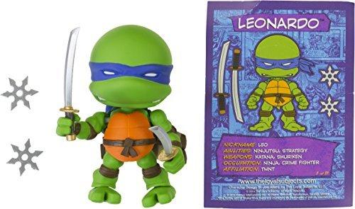 Leonardo: The Loyal Subjects Action Vinyls x Teenage Mutant Ninja Turtles Mini-Figure -