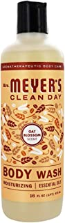 product image for Mrs. Meyer's Body Wash, Oat Blossom, 16 OZ