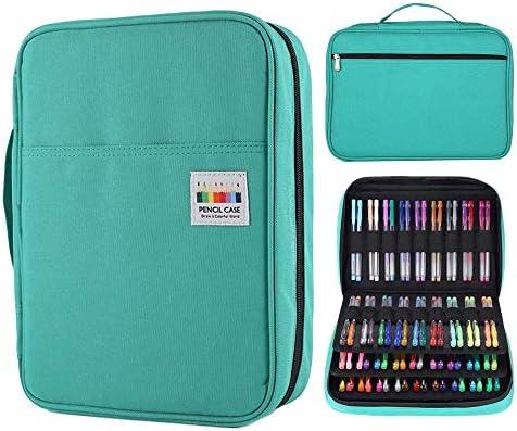 Shulaner Estuches de 200 Lápices de Colores para Bolígrafos y ...