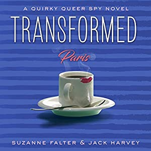Transformed: Paris Audiobook