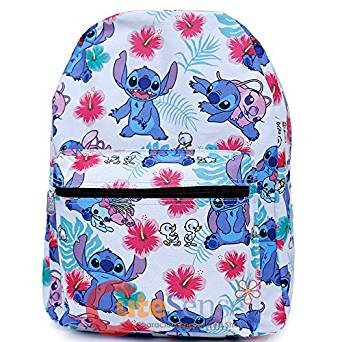Disney's Lilo & Stitch Printed Backpack