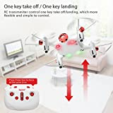 SYMA-X20-Pocket-Drone-24G-4CH-6Aixs-Altitude-Hold-Mode-One-Key-Tak-offLanding-RC-Quacopter-RTF-White