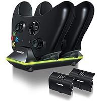 Dreamgear Dgxb1-6603 Carregador Para 2 Controles Xbox One, Dreamgear, Preto - Android