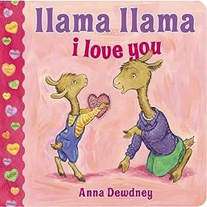 Llama Llama I Love You Board Book