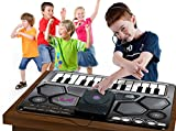Best kid turntable - Ginzick Kids Music Dj Style Playmat with Microphone Review