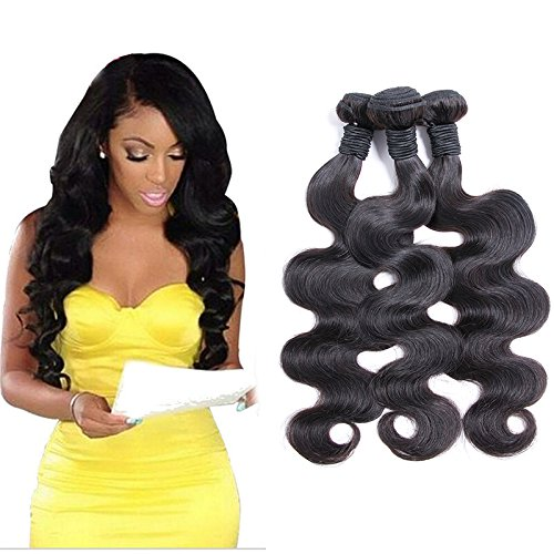 Brazilian Body Wave 3 bundles Brazilian Virgin Hair Body ...