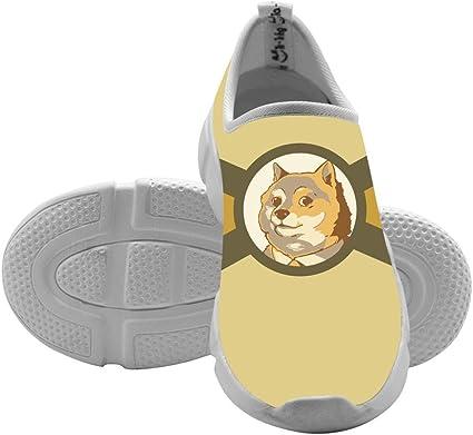 QsvMo Cat Boy Shallow Casual Shoe Cool Footwear