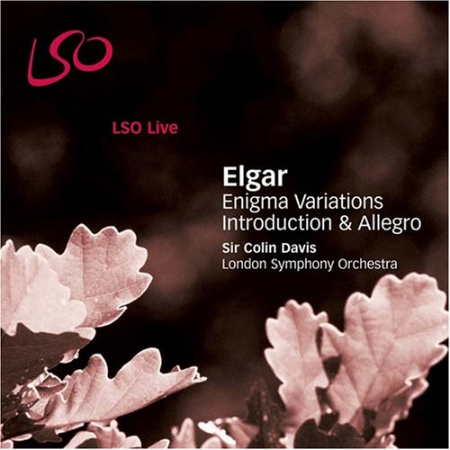 Elgar: Enigma Variations, Introduction & Allegro by LSO LIVE