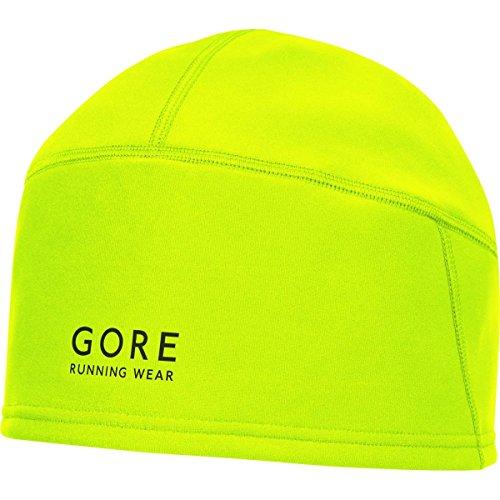 Gore Running Wear Essential Windstopper HWCESS990002 - Gorro Unisex Amarillo Neón