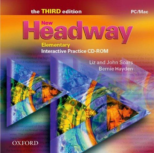 New Headway Elementary : Interactive Practice CD-ROM