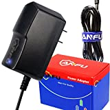 ANFU 6.5FT 5V AC Power Supply for Raspberry Pi 3 Samsung Fast Charger Galaxy S7 S6 S5 S4 Android Phone Tablet TV Box Wall Charger 2.1A 2.5A Micro USB Supply Cord with LED Lights for Kindle Fire HD HDX