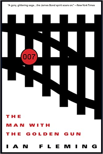 Amazon The Man With The Golden Gun James Bond 9781612185576